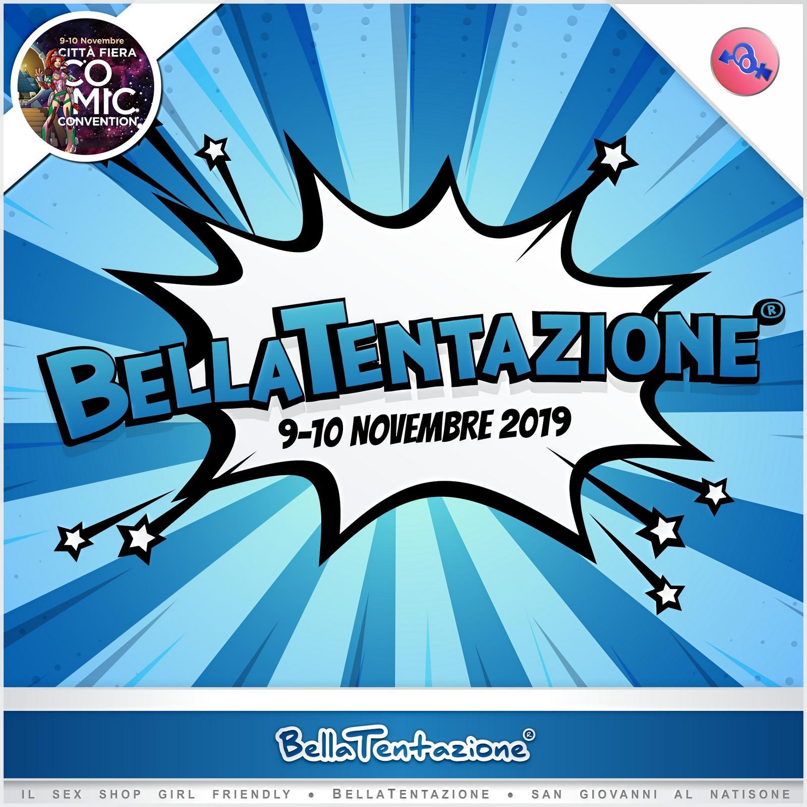 CITTÀ FIERA – COMIC CONVENTION 2019